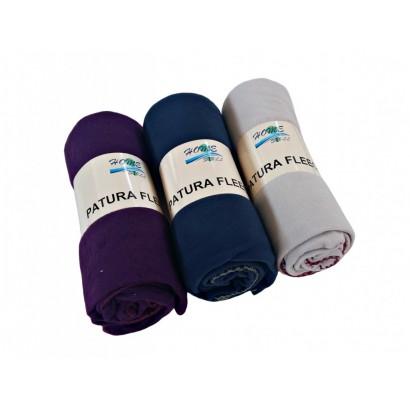 Patura Fleece Diverse Culori 130x160