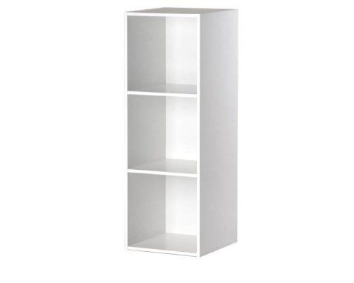 COMPO Contemporary white storage cabinet - L 31 cm