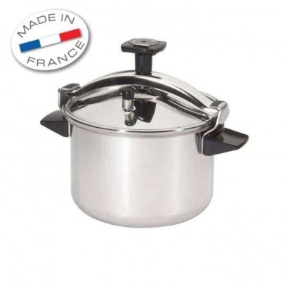 SEB AUTHENTIC INOX Pressure cooker P0530700 6 l All heat sources including induction