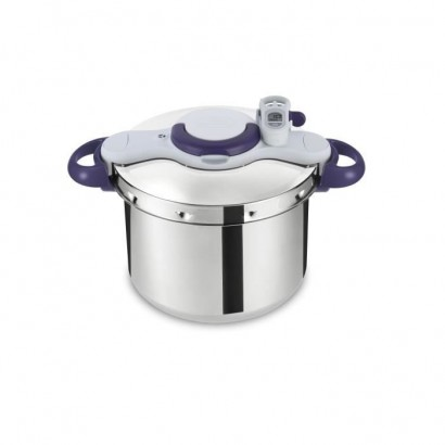 SEB CLIPSO MINUT PERFECT Pressure cooker P4624800 7,5L Cough lights including induction