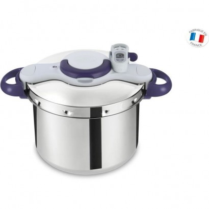 SEB CLIPSO MINUT PERFECT Pressure cooker P4624900 9L Cough lights including induction