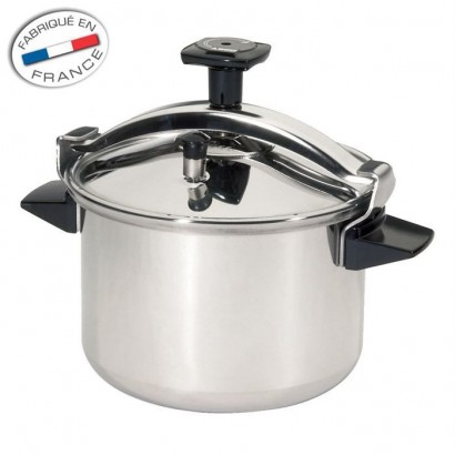 SEB AUTHENTIC Pressure cooker P0530600 4,5 l All heat sources including induction