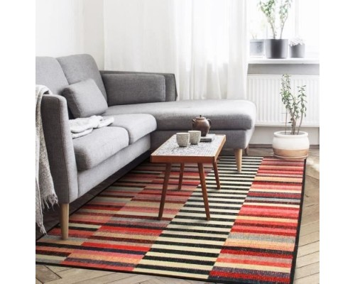 Covor Living/Dormitor STRIPES Indoor & outdoor - 120 x 170 cm - Multicolor