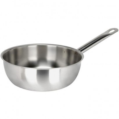 SITRAM PROFESSIONAL Sauté pan - 711845 - 3.1L stainless steel - All fires including induction
