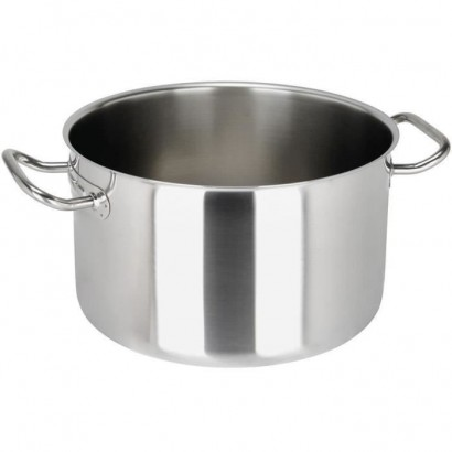 SITRAM PROFESSIONAL half caterer - 711855 - 6.4L stainless steel - All heat sources including induction