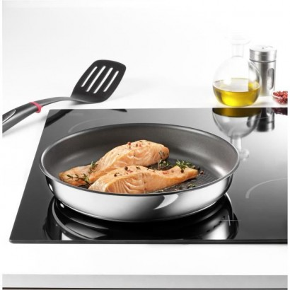 TEFAL Ingenio Preference stainless steel - ? 28 cm - All heat sources including induction