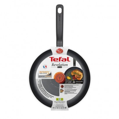 TEFAL C2620403 28 cm REVELATION PLUS pan Non-stick - All hobs including induction - Gray