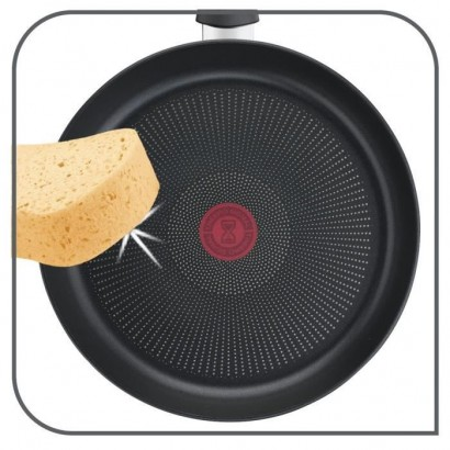 TEFAL G2540302 22cm ECO-RESPECT Frying Pan - Non-stick - Induction