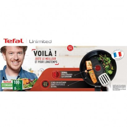TEFAL G2550602 UNLIMITED Frying pan 28 cm